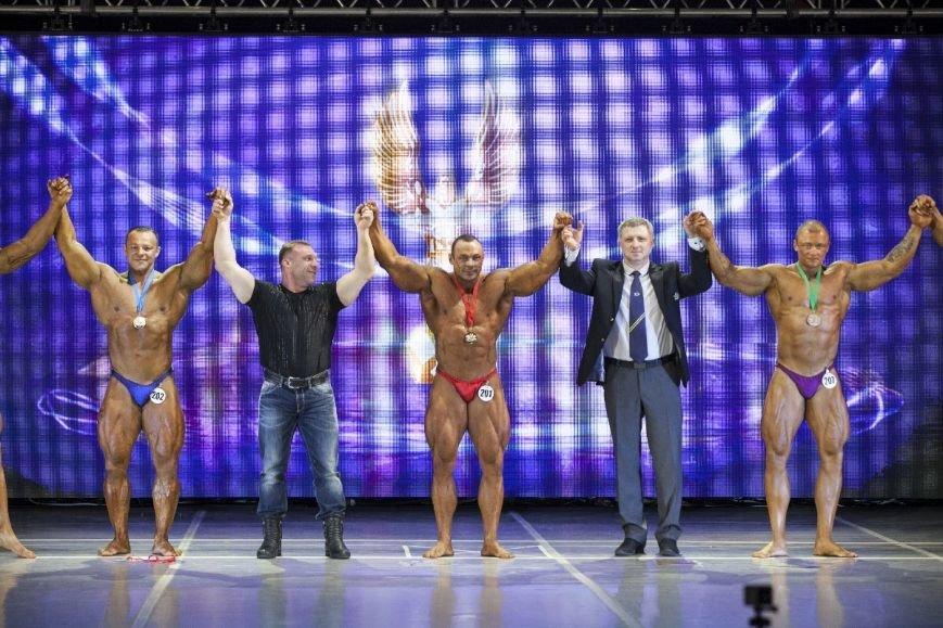 «Никогда не сдаваться!»: новополочанин Сергей Костель в шестой раз стал обладателем кубка РБ по бодибилдингу, фото-1