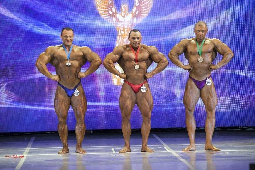 «Никогда не сдаваться!»: новополочанин Сергей Костель в шестой раз стал обладателем кубка РБ по бодибилдингу, фото-3
