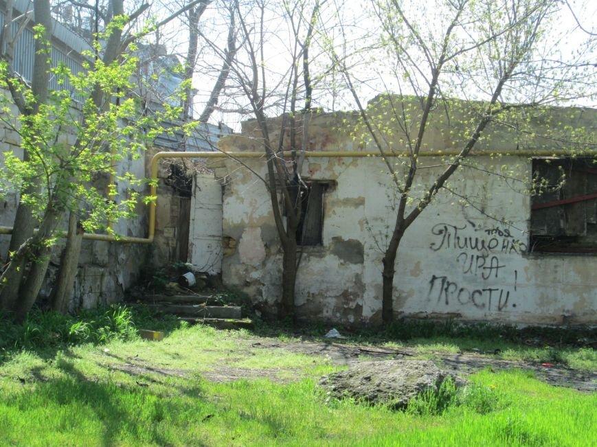 3b84f9ee05cb69cc288ce959367d8e4f Одесский парк Шевченко отпугивает туристов
