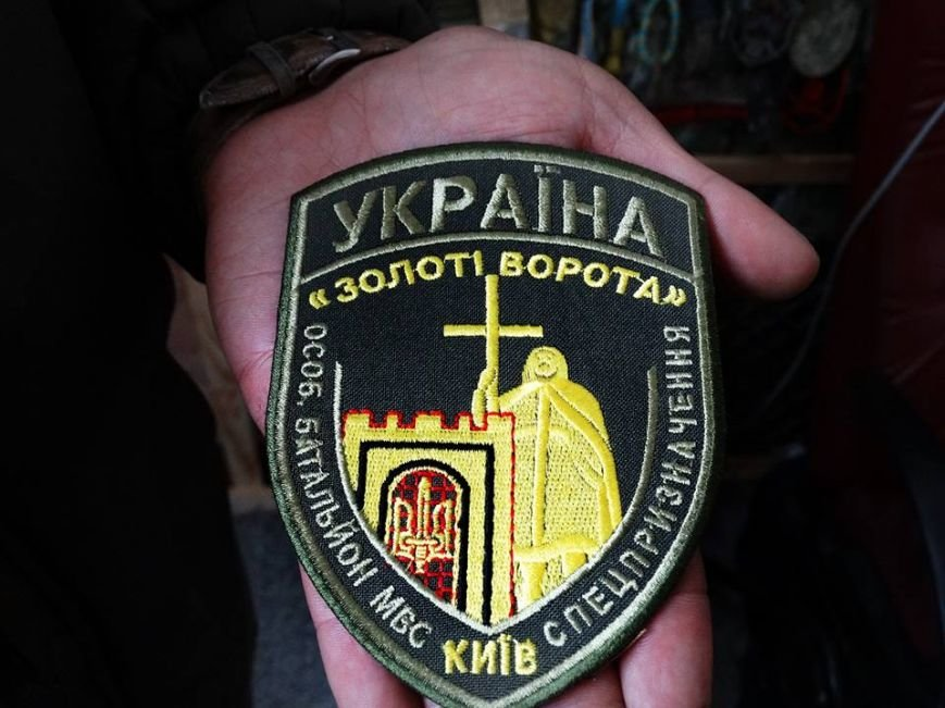 На Днепропетровщине откроется крупнейшая в Украине выставка шевронов (ФОТО) (фото) - фото 1