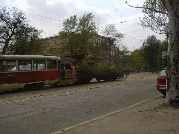 В Донецке столкнулись трамваи (ФОТО) (фото) - фото 2