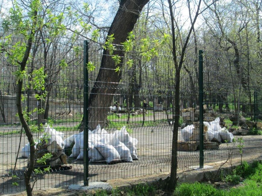 feca2405ad2f71b9eaf1880bcccd39b7 Одесский «Зеленый театр» позеленеет