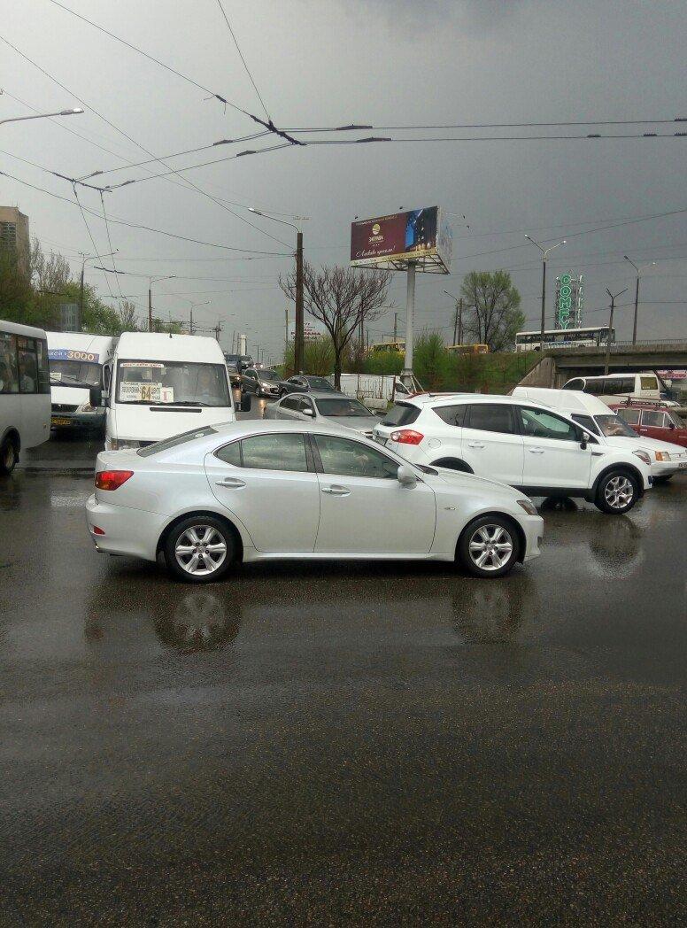 В Днепропетровске прошел град и подтопило улицы (ФОТО) (фото) - фото 11