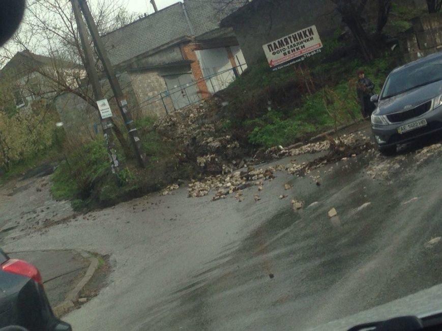 В Днепропетровске град и потоп (ФОТО) (фото) - фото 1