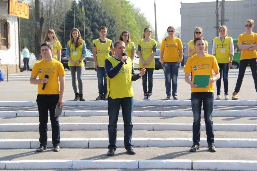 Сегодня в Кременчуге молодёжь начала наводить порядки в городских парках (фото и видео), фото-2