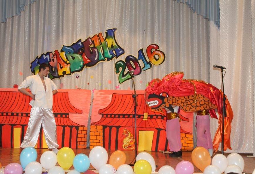 В Бахмуте студенты иняза провели конкурс «Студвесна – 2016», фото-10