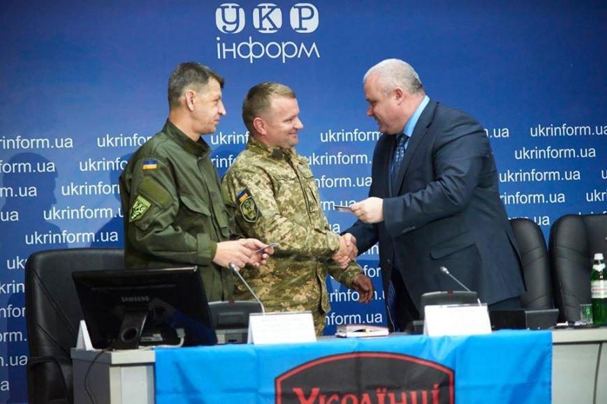 Кожен учасник АТО відтепер може отримати єдину всеукраїнську соціальна картку (Фото), фото-1