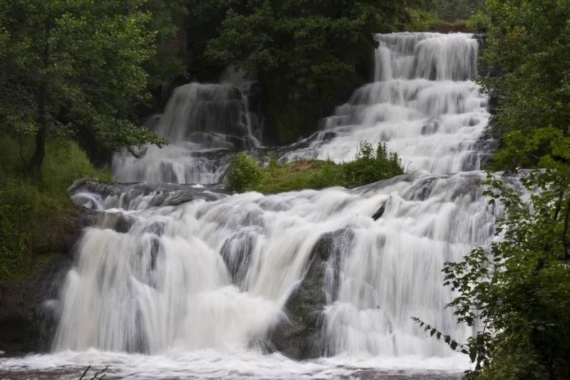 dzhurinskij vodospad