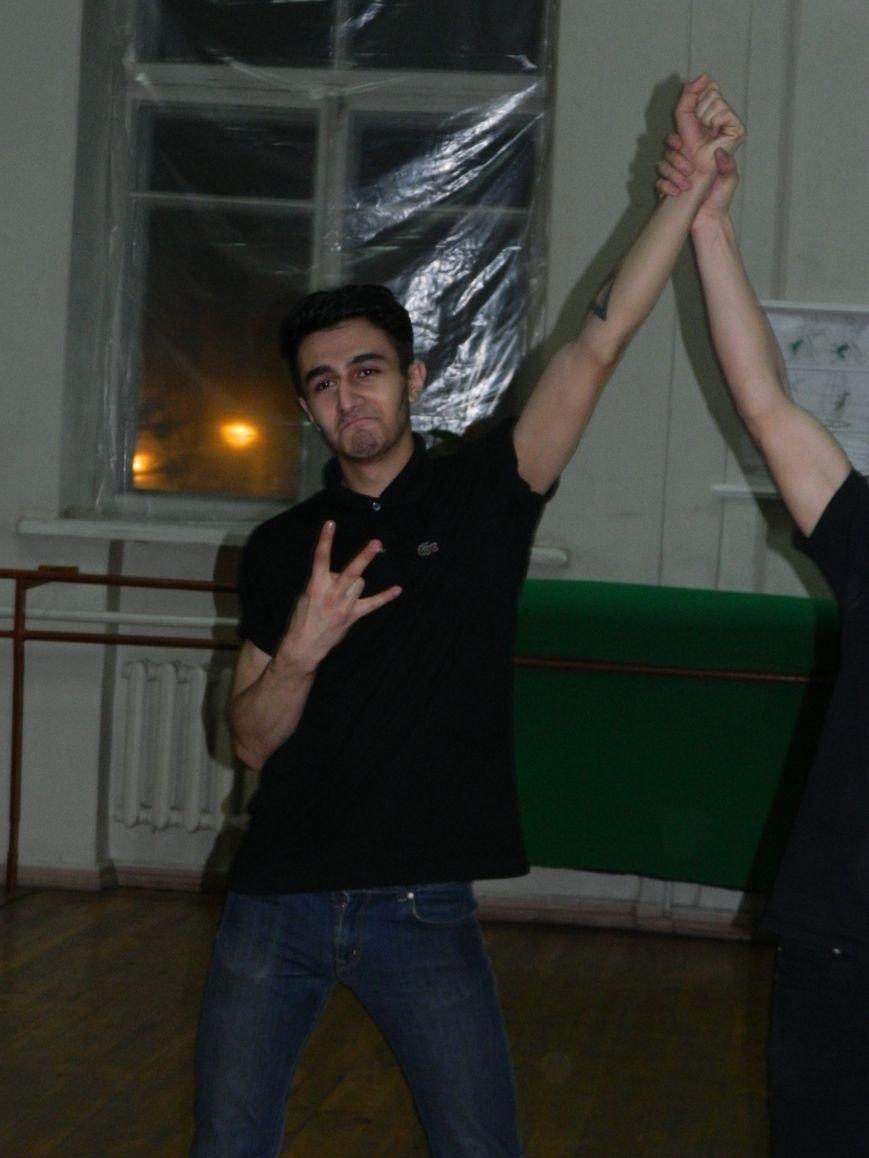 В Краматорске прошел хип-хоп батл (фото) - фото 1