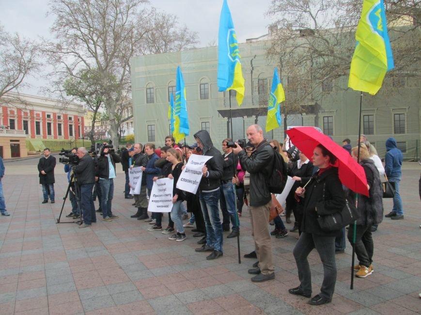244cfe2531ea53856cd0fd9e911f993e Одесса против Труханова: прокурорский майдан перерос в протест под горсоветом