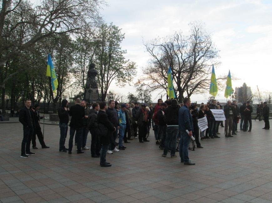 8ed762e917e5d23d4f1645bb37026aab Одесса против Труханова: прокурорский майдан перерос в протест под горсоветом