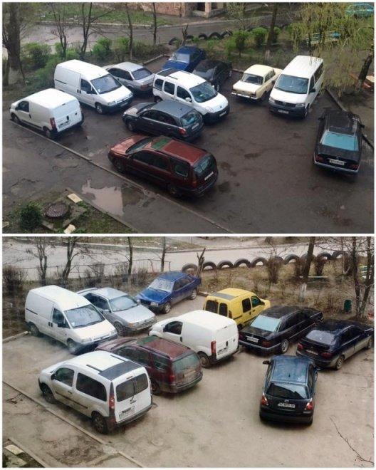 Креативність тернопільських водіїв зашкалює (фото) (фото) - фото 1