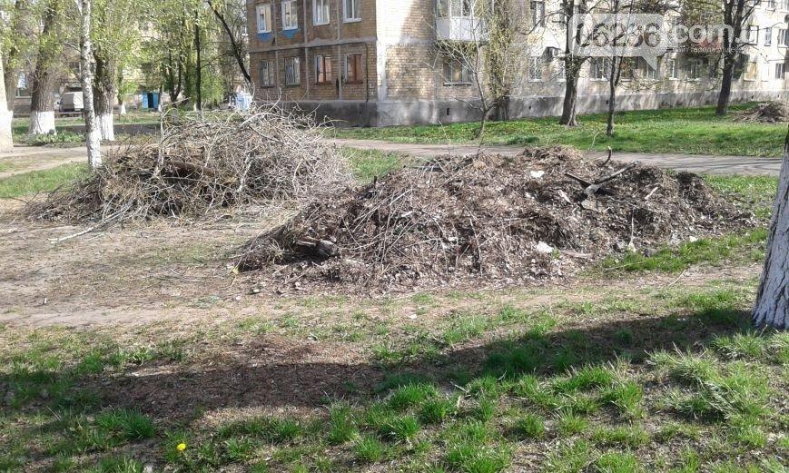 Авдеевка готовится ко Дню окружающей среды (ФОТО) (фото) - фото 1