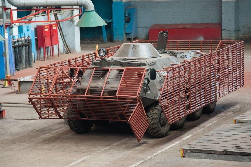Сумское НПО модернизировало еще один БТР для защитников Украины (ФОТО), фото-1