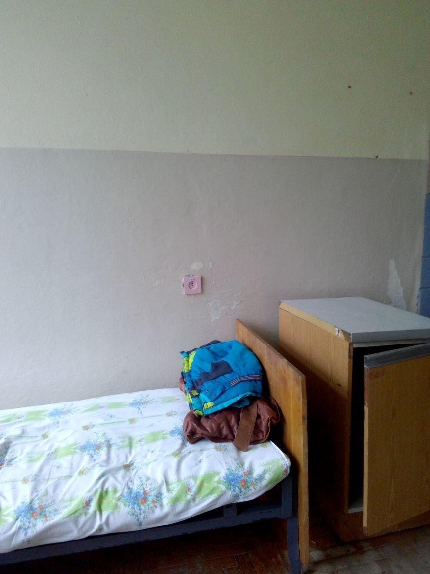 В яких умовах знаходяться пацієнти Тернопільської дитячої лікарні? (фото) (фото) - фото 1