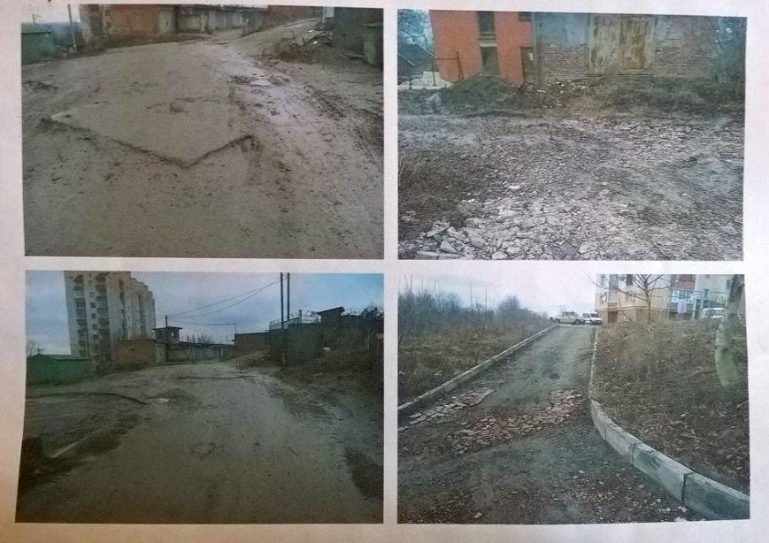 Мешканці мікрорайонів, які не увійшли до переліку ремонту доріг, оббивають пороги Хмельницької міськради (Фото) (фото) - фото 2