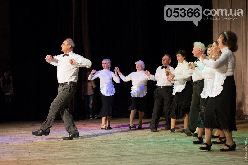 В Кременчуге на «Студенческой весне» впервые выступили пожилые студенты, фото-1
