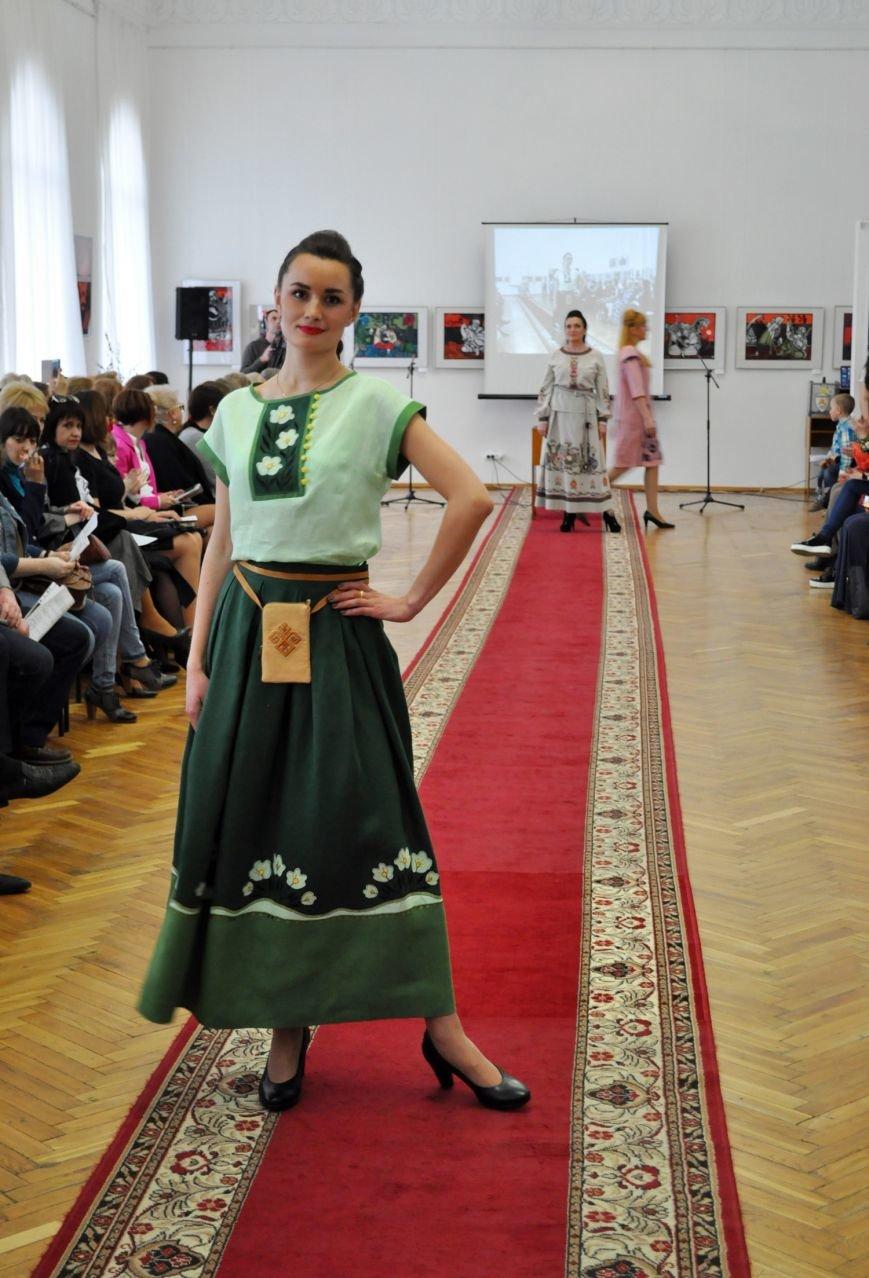 У Черкасах відбувся модельний показ на підтримку драматичного театру (ФОТО), фото-2