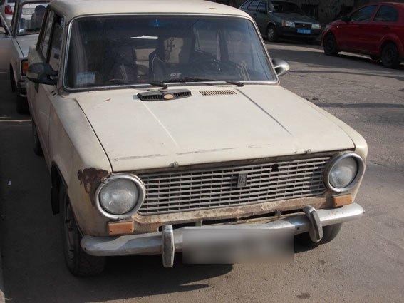 В Кременчуге парни угоняли ВАЗы, чтобы ездить на них по городу (фото) - фото 2
