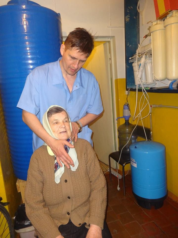 В Краматорск приезжал известный мануальный терапевт, фото-2