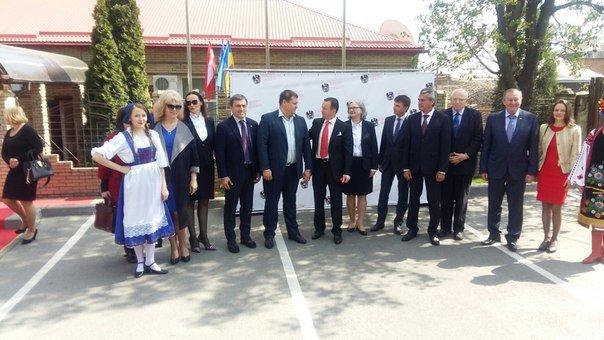 В Днепропетровске открыли почетное консульство Австрии (ФОТО) (фото) - фото 1
