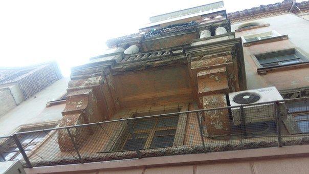 Днепропетровцам на заметку: кто виноват, если на вас упал кусок балкона (ФОТО), фото-9
