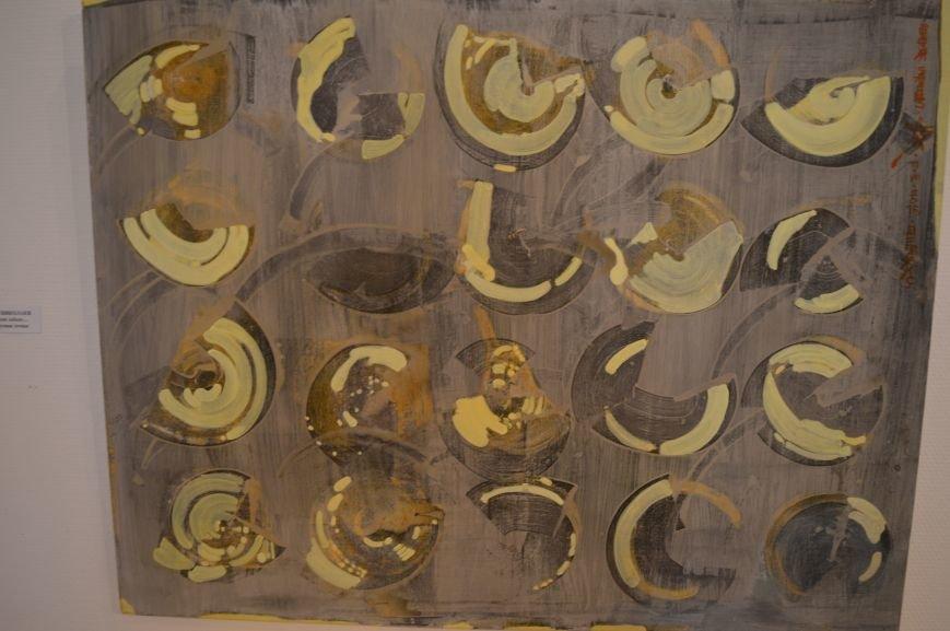 """""""Балтийская волна"""", """"Орнамент толпы"""" и """"Катастрофа"""". В Витебске открылась выставка Abstraсt, фото-3"""