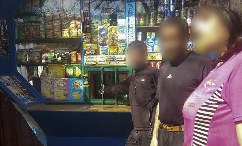 Задержан мариуполец, дважды ограбивший торговый киоск, фото-2
