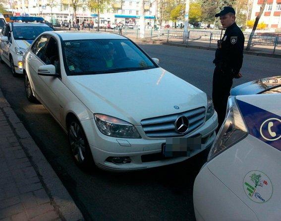 В Житомире полицейские задержали