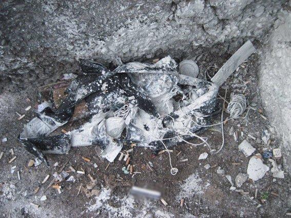Черниговец принес в полицию взрывоопасную сумку (фото) - фото 1
