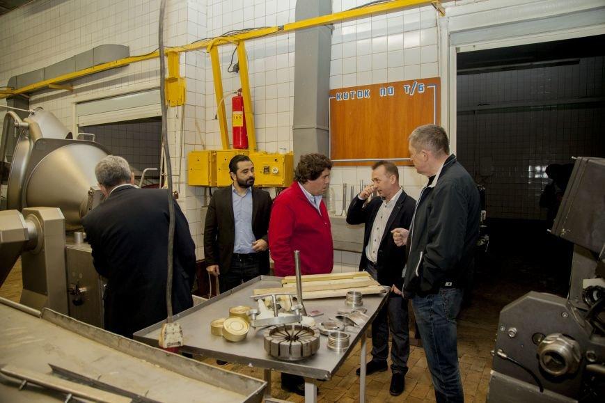 Португальські бізнесмени зацікавились Тернопільським мясокомбінатом, фото-2