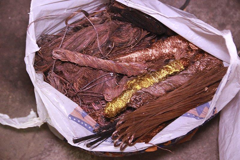 """В Мариуполе полиция обнаружила нелегальные """"металлоприемки"""" (ФОТО), фото-1"""