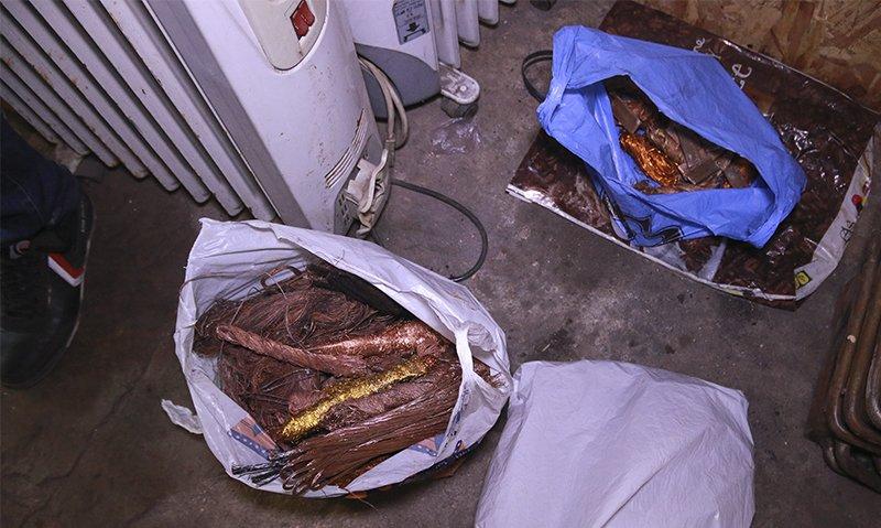 """В Мариуполе полиция обнаружила нелегальные """"металлоприемки"""" (ФОТО), фото-4"""