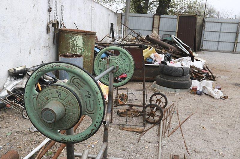 """В Мариуполе полиция обнаружила нелегальные """"металлоприемки"""" (ФОТО), фото-6"""