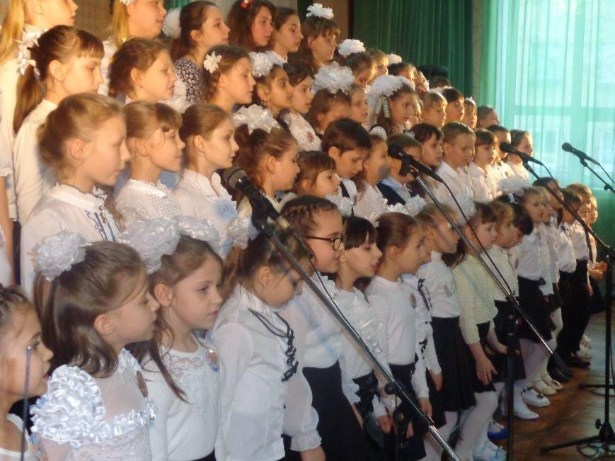 «Здесь улыбка в каждой ноте» - в Красноармейске прошел отчетный концерт юных дарований музыкальной школы имени Н. Д. Леонтовича (фото) - фото 13