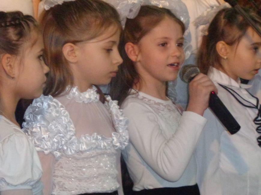 «Здесь улыбка в каждой ноте» - в Красноармейске прошел отчетный концерт юных дарований музыкальной школы имени Н. Д. Леонтовича (фото) - фото 11
