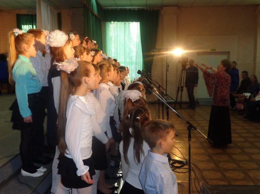 «Здесь улыбка в каждой ноте» - в Красноармейске прошел отчетный концерт юных дарований музыкальной школы имени Н. Д. Леонтовича (фото) - фото 12