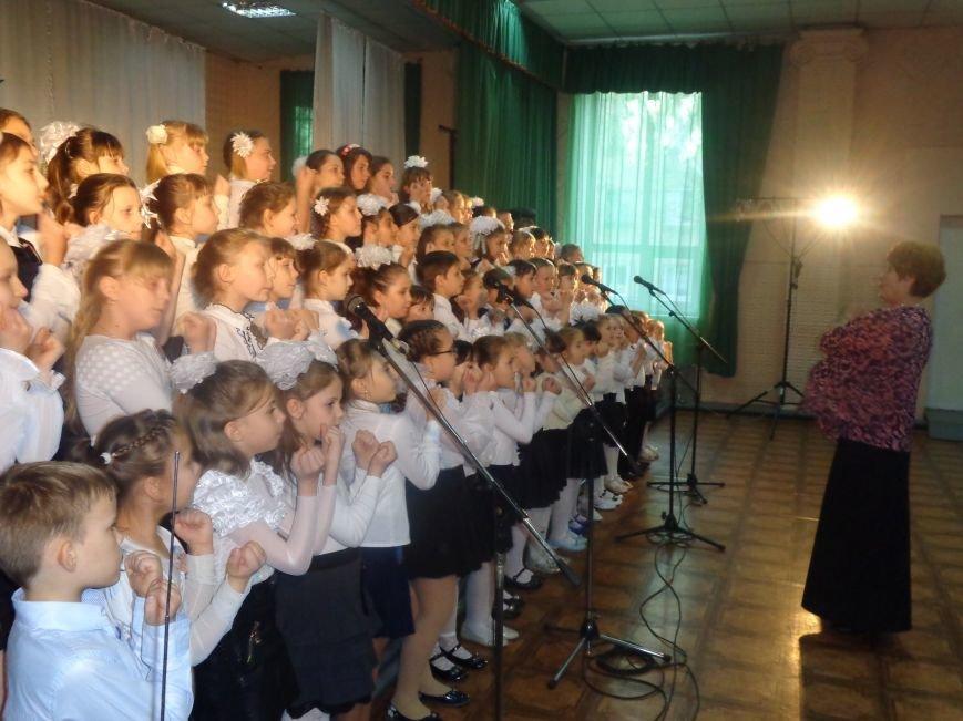 «Здесь улыбка в каждой ноте» - в Красноармейске прошел отчетный концерт юных дарований музыкальной школы имени Н. Д. Леонтовича (фото) - фото 14