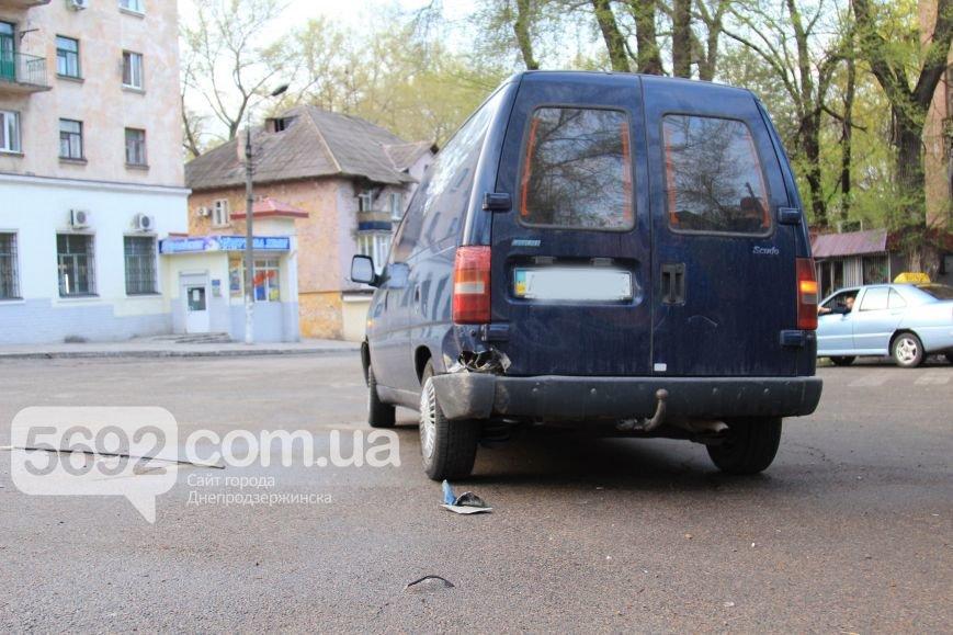 В Днепродзержинске в ДТП возле ДК имени Горького столкнулись Fiat и Opel (фото) - фото 4