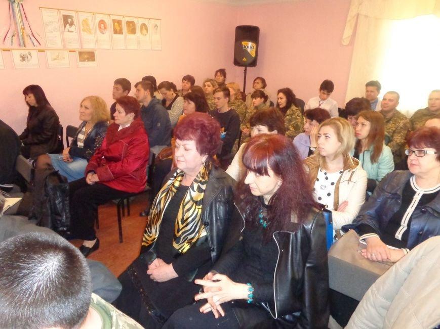 «Не спи, моя рідна земля…» - в Красноармейске поговорили о многогранности и масштабности личности Ивана Мазепы (фото) - фото 1