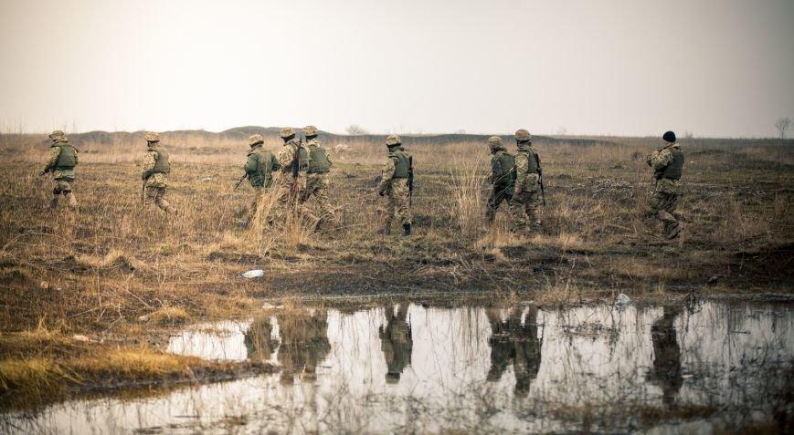 В Рівному на полігоні проходили бригадно-тактичні навчання, фото-2