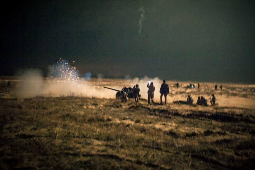 В Рівному на полігоні проходили бригадно-тактичні навчання, фото-5