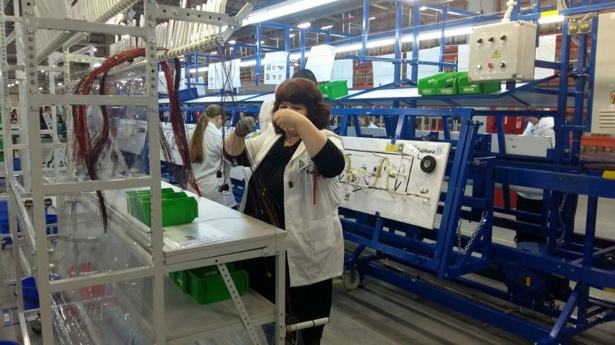 Як на Львівщині відкривали завод
