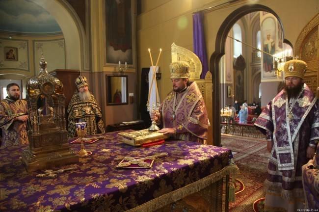 В Иерусалиме архиерей Днепродзержинской епархии в Троицком соборе Русской Духовной Миссии помолился за Украину (фото) - фото 7