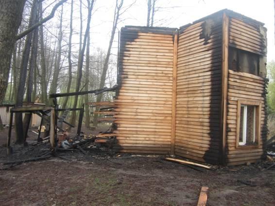 Двоє тернополян згоріли під час пожежі у будинку на Київщині (фото) (фото) - фото 1