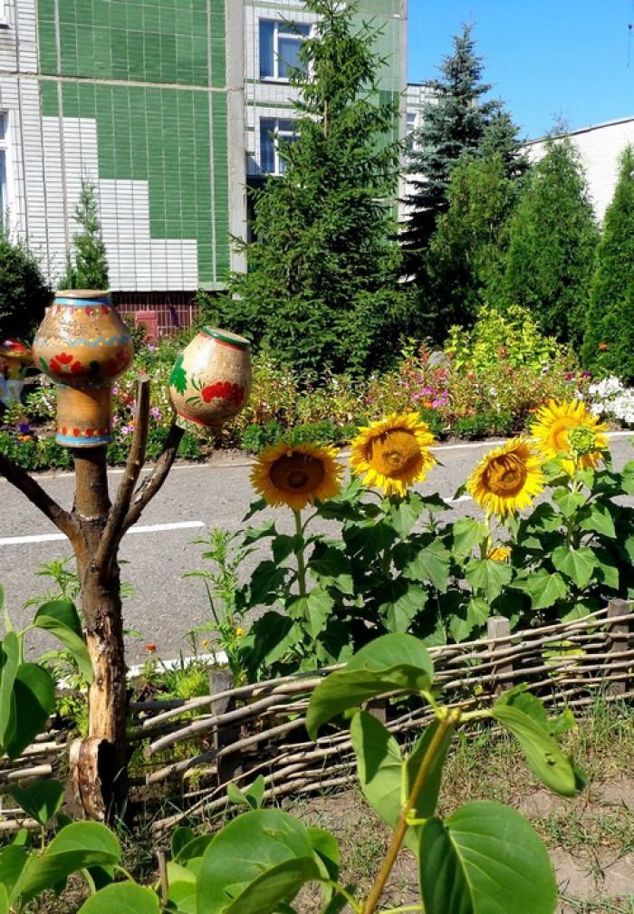 Сумской детский садик «Ясочка» победил в конкурсе на лучший ландшафтный дизайн (ФОТО) (фото) - фото 1
