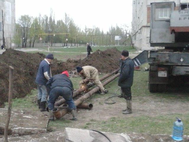 В Красноармейске (Покровске) готовятся к новому отопительному сезону (фото) - фото 6