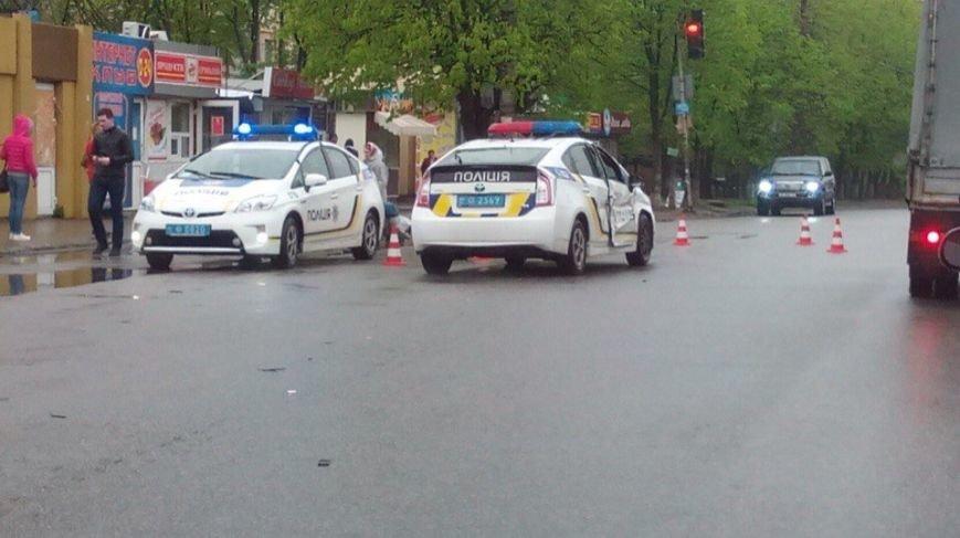 ДТП на ж\м Тополь: столкнулись полицейская Toyota и ВАЗ 2106 (ФОТО) (фото) - фото 5