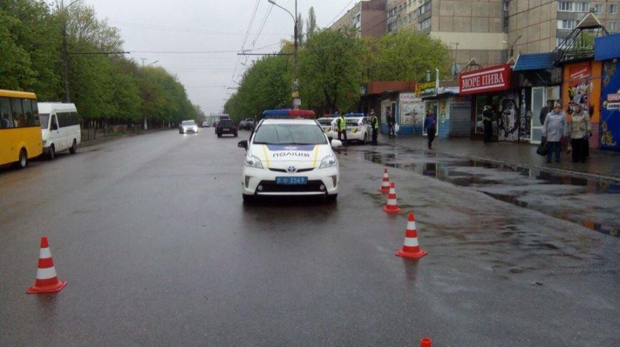 ДТП на ж\м Тополь: столкнулись полицейская Toyota и ВАЗ 2106 (ФОТО) (фото) - фото 4