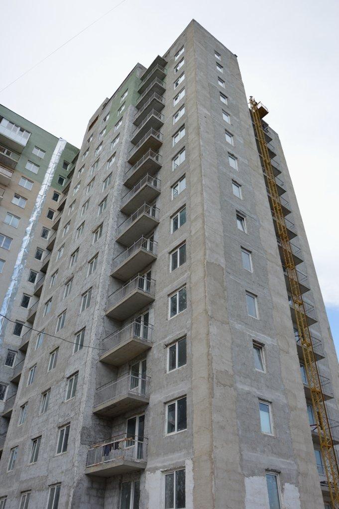 Вже влітку цього року 70 сімей військовослужбовців можуть отримати квартири у новозбудованому будинку (фото) - фото 1